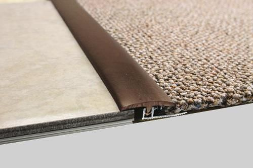 carpet transition strip vinyl