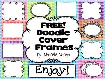 This package consists of 30 cover page frames you can use on your various teaching resources.  There are 10 styles and variations for each style. IF YOU GRAB THIS, PLEASE CONSIDER LEAVING FEEDBACK- I WOULD GREATLY APPRECIATE IT!PLEASE CHECK MY STORE FOR MORE FREE CLIPART!Credit Notes:  The fonts used on the cover page are from KB3Teach under commercial licensehttps://www.teacherspayteachers.com/Store/Kb3teachThe digital paper used on the cover and preview is from OH SO RANDOM…