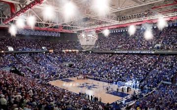 Rupp Arena - University of Kentucky Basketball