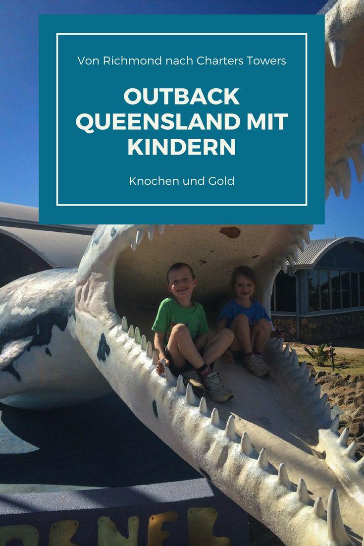 Unsere Rundreise durch das australische Outback führte uns auch durch das Dinosaurier-Dreieck in Queensland mit einem faszinierenden Museum. Danach wurden wir dann noch Goldsucher in Charters Towers. (scheduled via http://www.tailwindapp.com?utm_source=pinterest&utm_medium=twpin)