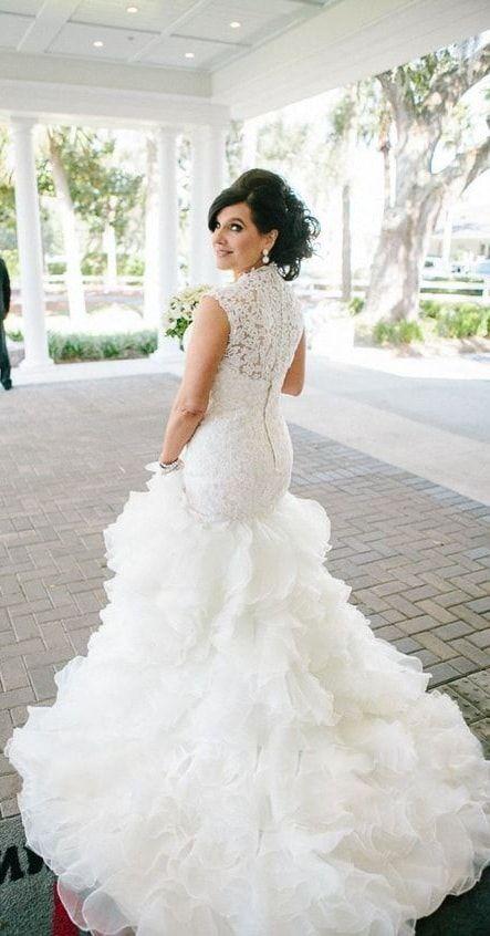 Popular Super winter wedding dress ideas for