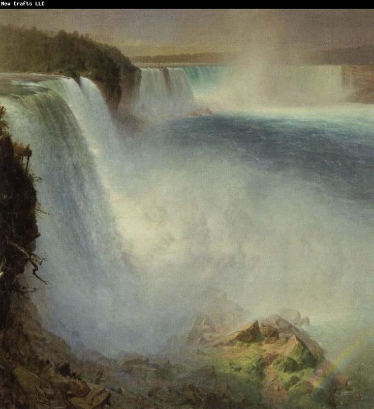 Thomas Cole Niagara Falls