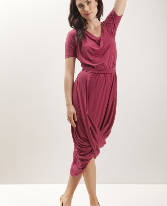 Love this! Divine Dress from Nicole Bridger - Vancouver. #ethical #fashion