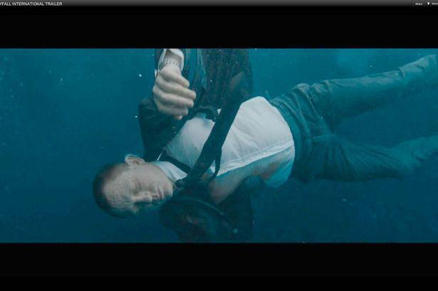 New James Bond film Skyfall is best 007 can be, says Daniel Craig ...