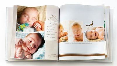 best sites for creating baby books  Shutterfly