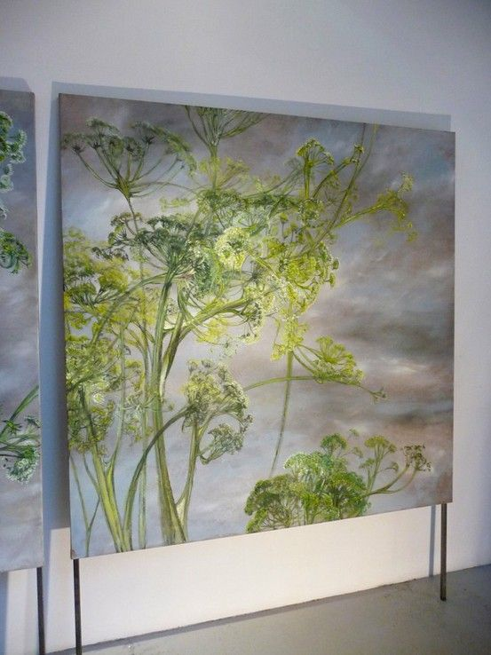 Claire Basler - nature paintings