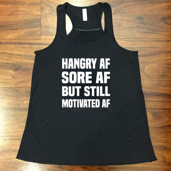 This workout shirt is awesome AF!