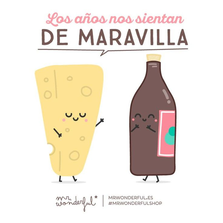 Los años nos sientan de maravilla Mr Wonderful
