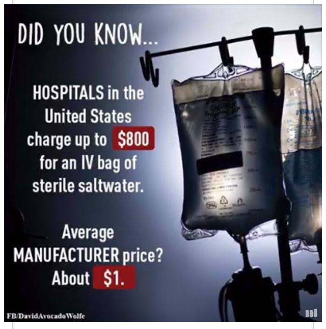 THIS is Shameful and shows just how Out Of Control Our healthcare system is. Insurance Companies are Robbing is Blind and Republicans want to give them even more power to put us in our graves! At least with Obamacare the Crooked Insurance Companies have to treat people with pre existing conditions! Instead of working on Obamacare and making it better, trump and Republicans want to dismantle it because President Obama's name is on it!! They don't give a Damn about what's good for The Nation!!