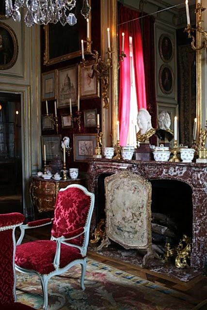Chateau du Champ de Bataille.