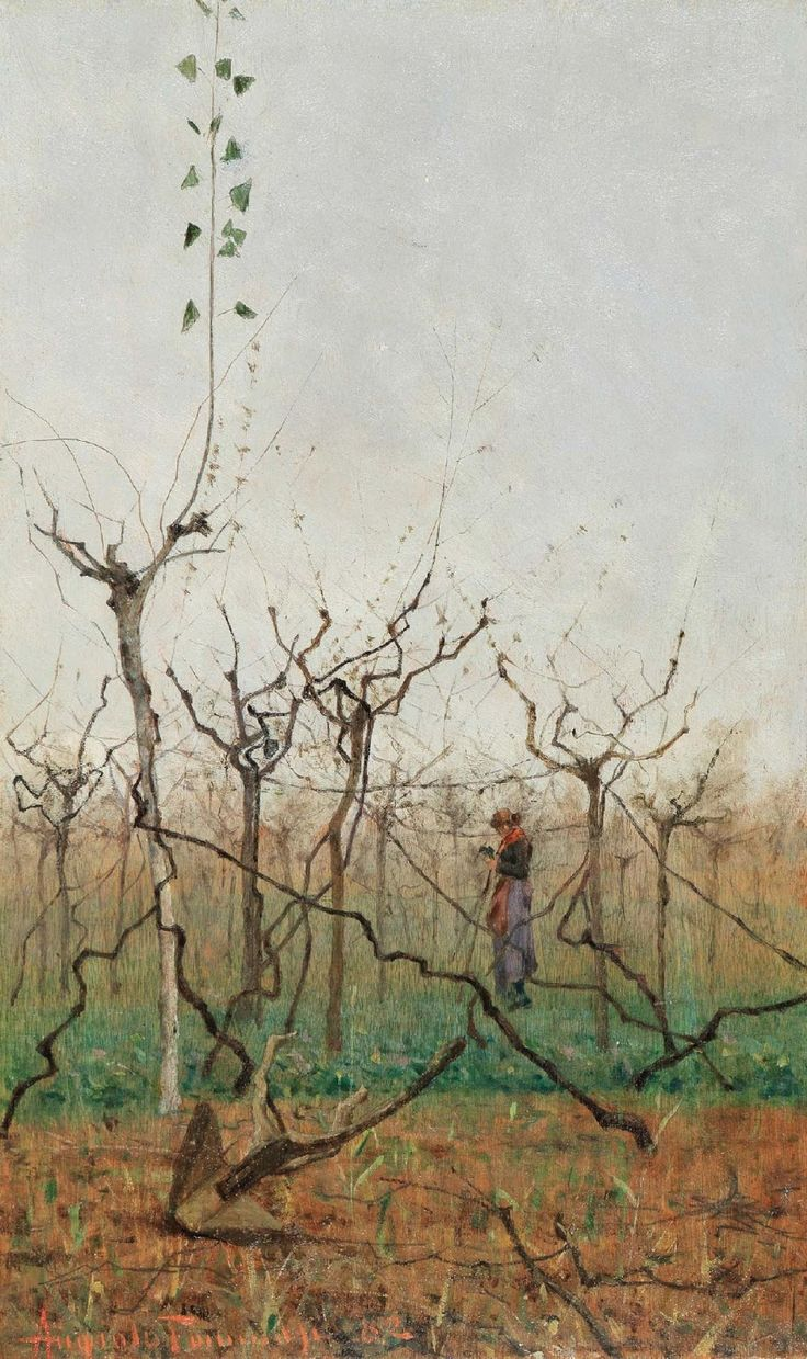 Angiolo Tommasi | Macchiaioli Art Movement | Tutt'Art@ | Pittura * Scultura * Poesia * Musica |