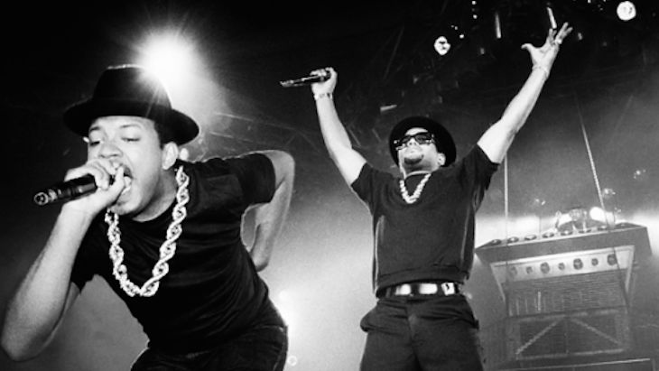 Witness The Greatness Of Run DMC In This 1984 Concert Video
