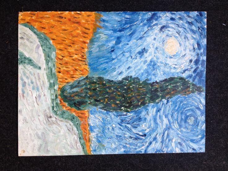 Van Gogh style By AD