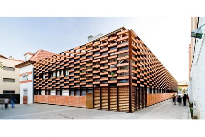 Weyler by toni gironés: Gironès Weyler, Viviendas Weyler, Fotografia Weyler 04, Toni Gironés, Referencia Vivienda, Architecture, Collective Housing
