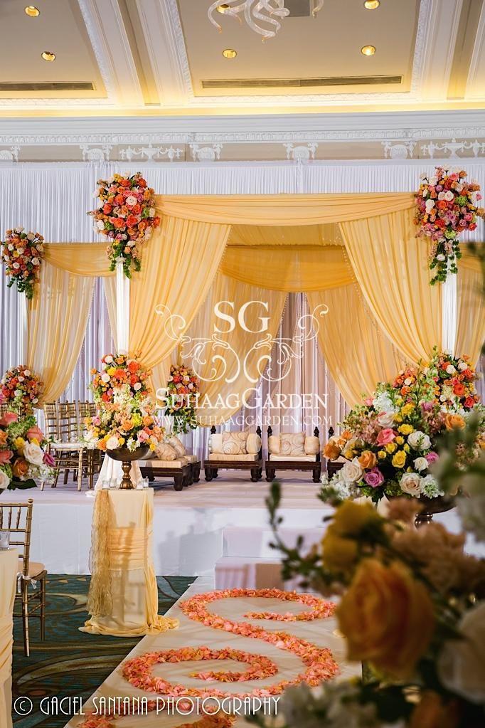 Suhaag Garden Florida Indian Wedding Decorators The Vinoy Renaissance St Petersburg Resort