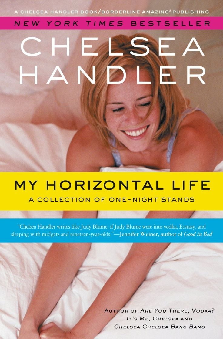 My Horizontal Life: A Collection of One Night Stands  by Chelsea Handler ($7.99) - This book is a great laugh and would be good for anyone to read! - The more I read this book the more I laughed out loud. - I literally didn't want it to end, I just wanted more chapters of funny stories, and I haven't read a book that made me feel like that in a longgggg time! http://www.amazon.com/exec/obidos/ASIN/B00C102T3S/electronicfro-20/ASIN/B00C102T3S