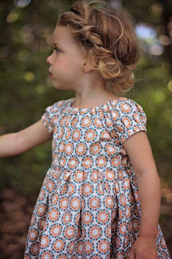 1000  ideas about Girl Dress Patterns on Pinterest - Toddler dress ...