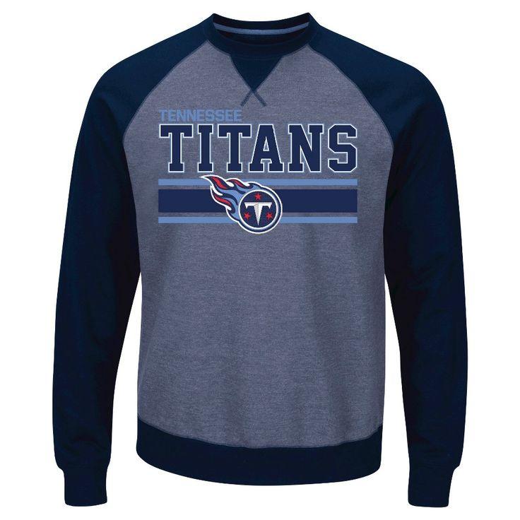 Tennessee Titans Men's Activewear Sweatshirt