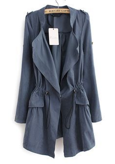 Dear stitch fix stylist, I'd love a nice versatile jacket like this for spring and fall!