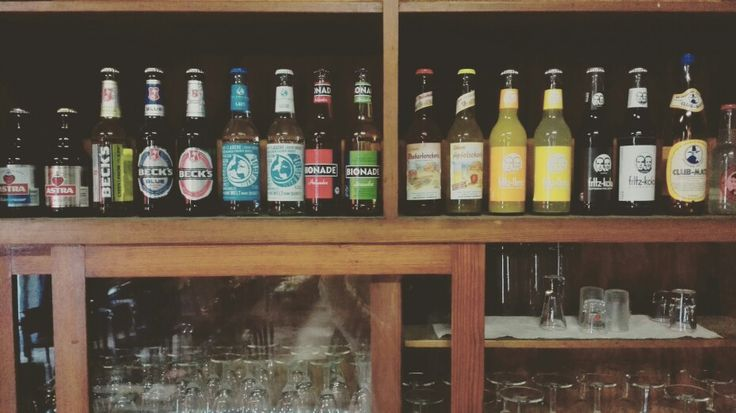 Softdrinks & Bier