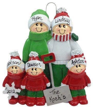 Best 25 Family christmas ornaments ideas on Pinterest  Diy