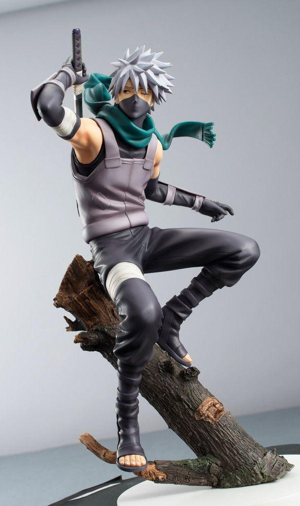 Naruto Shippuden G.E.M. Serie PVC Statue Kakashi Hatake Ver. Dark Side 24 cm  Naruto - Anime / Manga / Game Figuren - Hadesflamme - Merchandise - Onlineshop für alles was das (Fan) Herz begehrt!