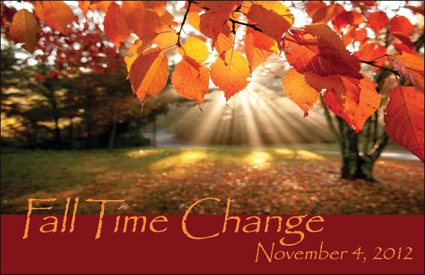 daylight savings time 2014 fall back | Treehouse PSA: Daylight Saving Time (DST) Ends This Weekend