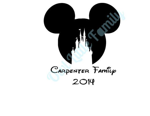 Best Disney World Trip Images On Pinterest Disney Travel - Disney custom vinyl stickers