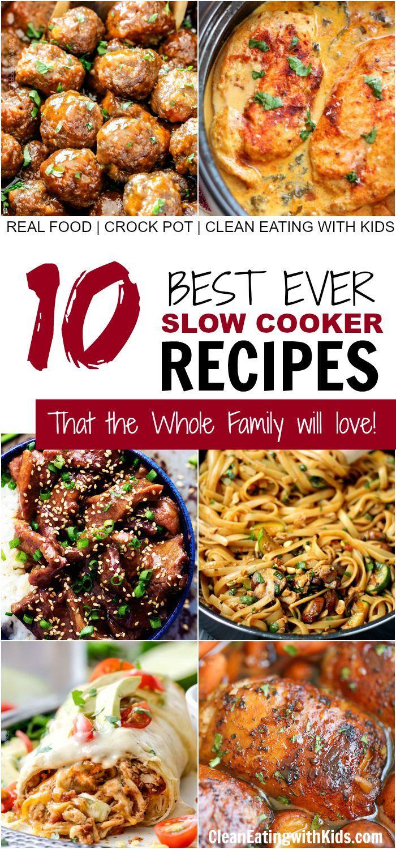 36526 best real food recipes images on pinterest real food 10 best ever crock pot recipes for kids forumfinder Choice Image