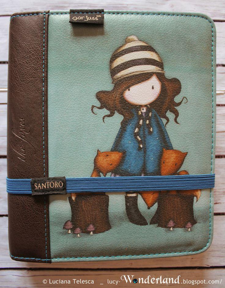 Lucy-Wonderland: Gorjuss travel journal _review