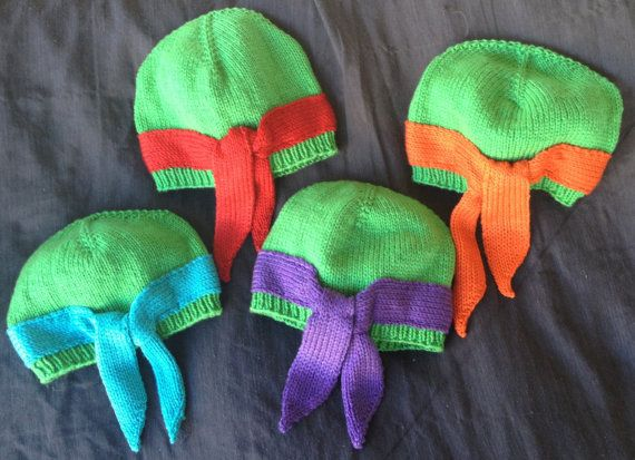 Best 25+ Turtle hats ideas on Pinterest Ninja turtle hat, Crochet ninja tur...