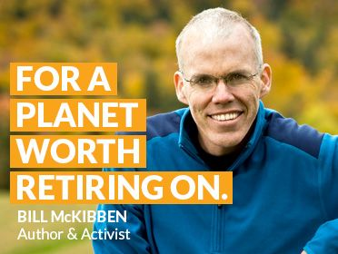 "Future Super aim to provide a strong return for investors while funding activities that have a positive impact on the environment and community  ""For a planet worth retiring on"" Bill McKibben"