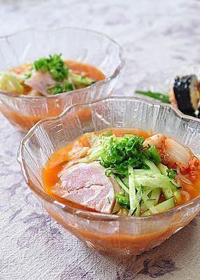 「冷麺」☆韓国・盛岡違いは?具材は?バラエティ豊かな麺料理まとめ|CAFY [カフィ]