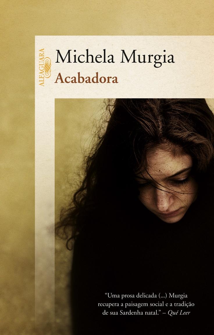 """Copertina di """"Accabadora"""" (di Michela Murgia) per l'Argentina e il Brasile"""