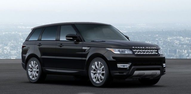 2014 Range Rovers Sports Black   2014 Range Rover Sport Black Edition