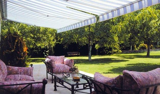 bienvenida primavera, es hora de disfrutar nuestra terraza (Outdoor- Luxaflex®)