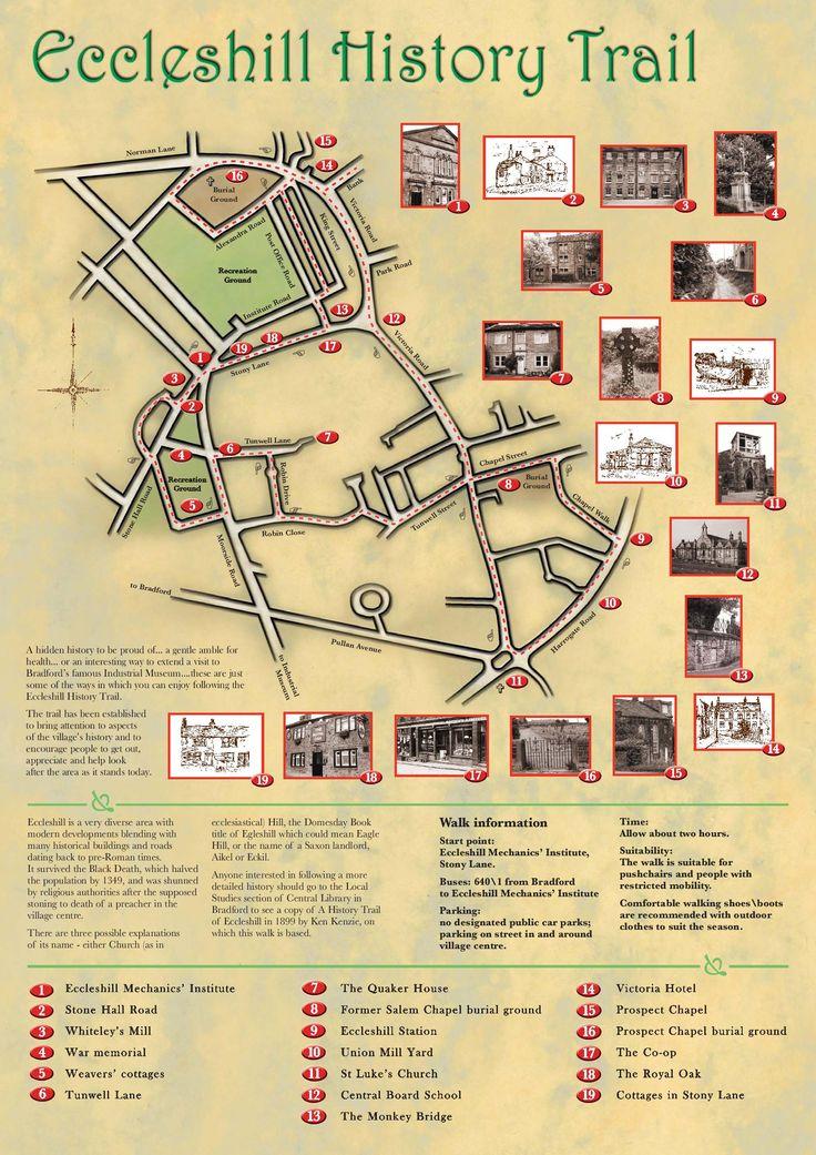Eccleshill History Trail