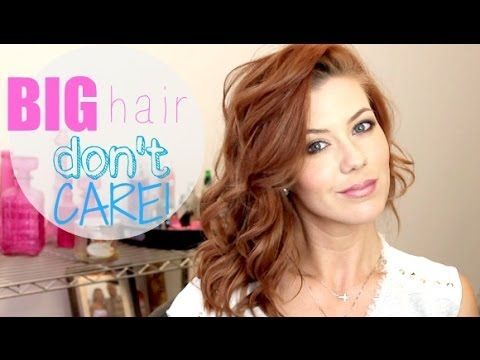 How To Curl Short Medium Length Hair With Volume