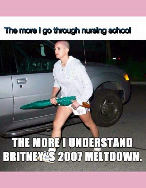 Nursing school humor