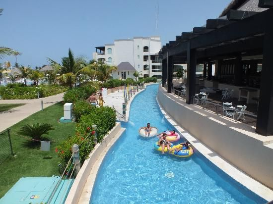 Hard Rock Hotel & Casino Punta Cana: Zona de playa/piscina