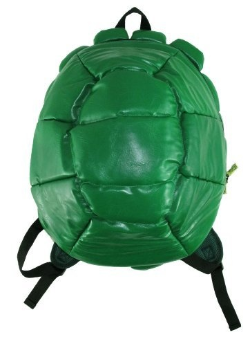 10 - cool teenage mutant rucksack to carry my phone in :) #amazingfinds