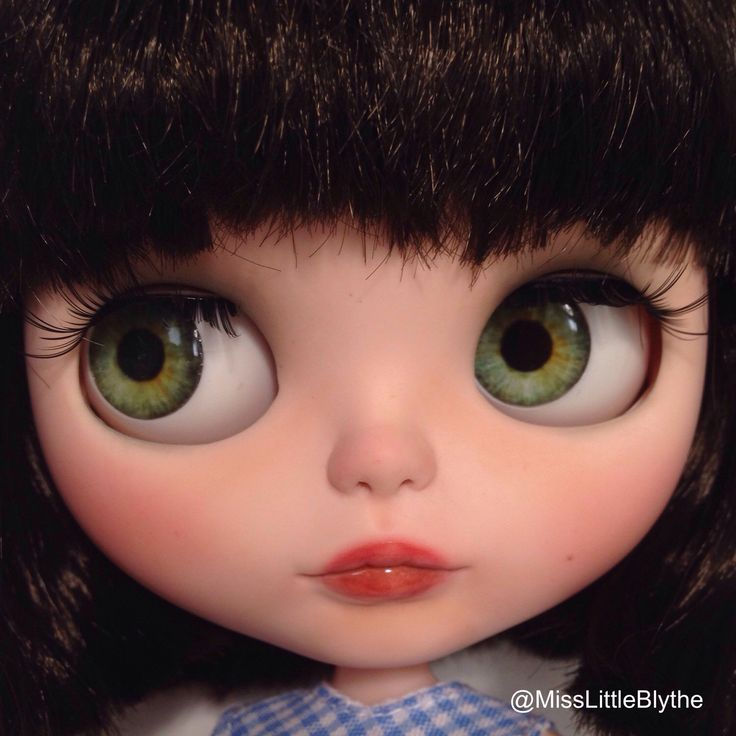 ooak custom factoryfake blythe doll giulia de en etsy https