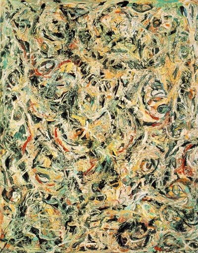 "Jackson Pollock's inspiration for the Spiral Jetty. There are only a few moments I tell my brain ""Don't ever forget this"".: Artsi Fartsi, Abstract Express, Venice Italy, Jackson Pollock, Pollock Jackson, The Heat, Jacksonpollock, Jackson Pollack, Oils On Canvas"