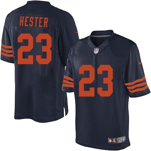 Creative - Chicago Bears Devin Hester #23 1940s Authentic Throwback Jerseynfl jerseys reeboknfl gear patriotsreliable supplier
