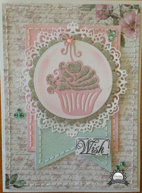 Artdeco Creations Brands: Wish Birthday Cards by Jo Simons