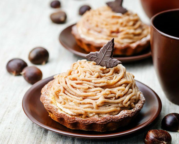 Csodás Mont Blanc desszert, avagy a franciák krémes gesztenyepüréje