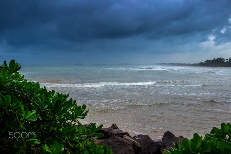 Coast of Sri Lanka - Bentota, Sri Lanka