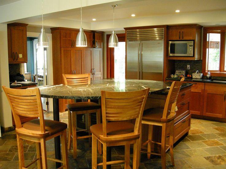 North Vancouver, BC. Kitchen and interior renovation.