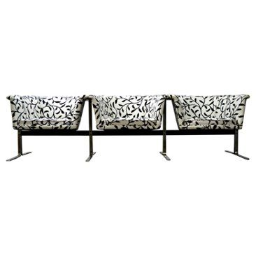 Check out this item at One Kings Lane! Milo Baughman Triple Seat