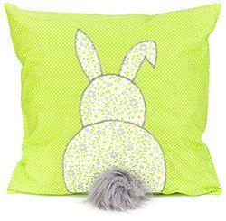 Idées créative - Coussin lapin - buttinette - loisirs créatifs